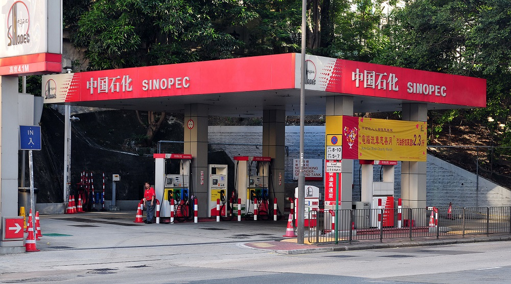 Sinopec-Gas-station