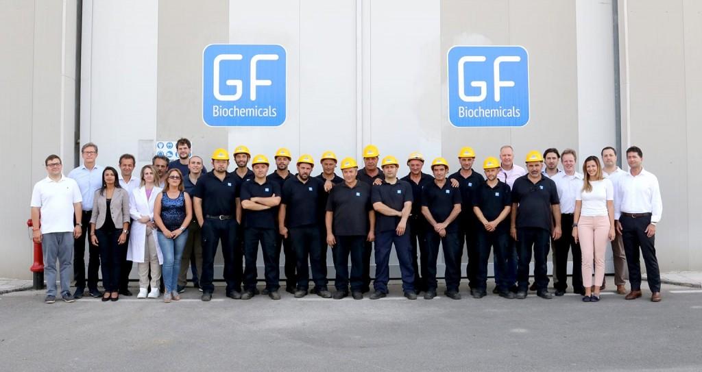 gf biochemicals entreprise mathieu flamini