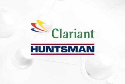 Clariant Huntsman logos