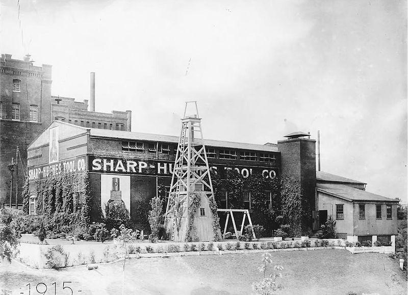 Sharp-Hughes_Tool_Company,_1915