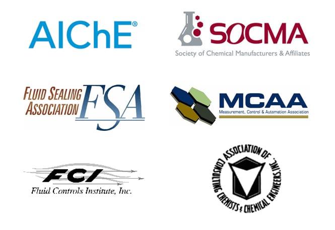 Endorsing Associations 2014 chem show