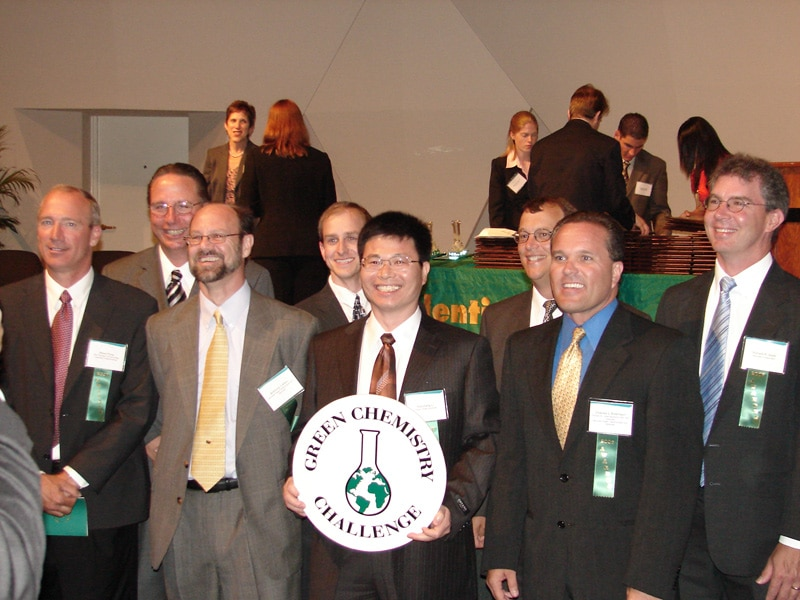 Presidential Green Chemistry Challenge Awards IMAGE