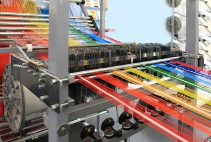 Loom in the Textile Industry (Photo: DAS Environmental Expert)