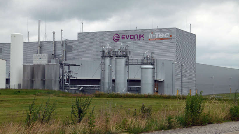 Evonik industrial chemical blog