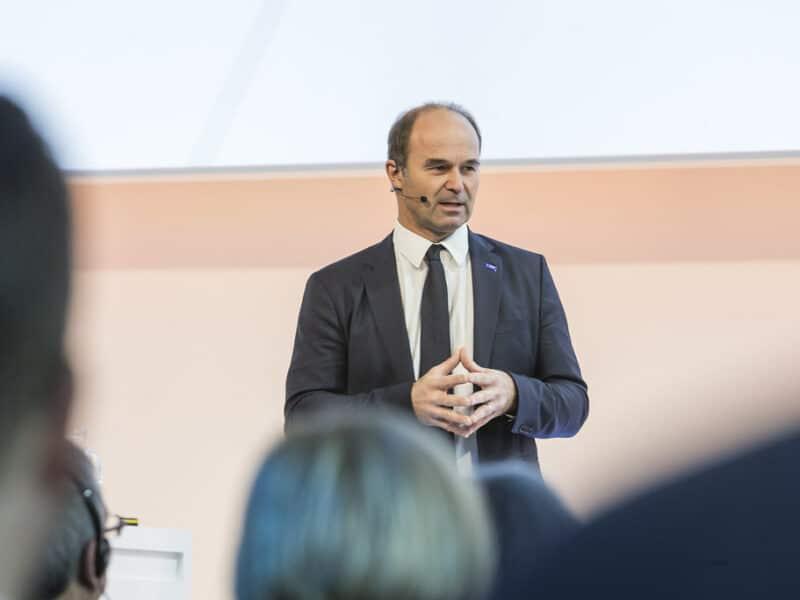 BASF Konferenzzentrum D 105 CreatorSpaceTour_Ludwigshafen Summit